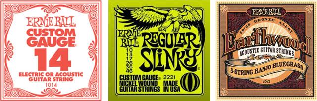 Наверняка многие из вас хоть раз использовали в своей практике американские струны Ernie Ball, ну или хотя бы когда-нибудь слышали о них.