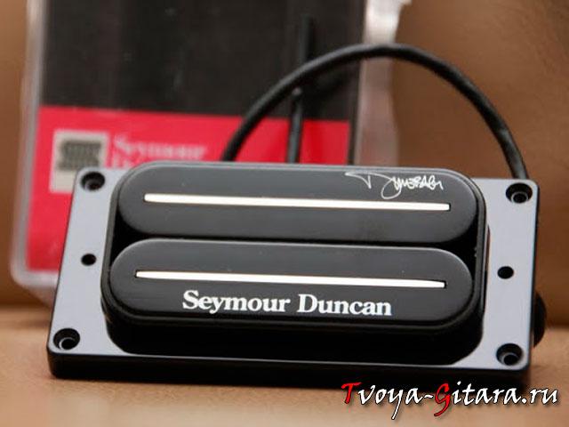 Seymour Duncan Dimebucker SH-13 особенно будет интересен всем поклонникам группы «Pantera» и гитариста Dimebag Darell