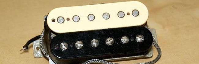Краткий обзор звукоснимателя Seymour Duncan SH-1N '59 Model типа «хамбакер»