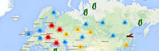 Представляю вашему вниманию новый сервис поиска музыкантов на карте - Rock Musicians Map. Собирайте свою группу или оставляйте свою заявку. Нет ничего проще!
