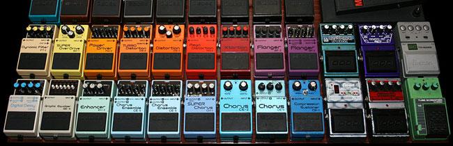 В этой статье вы узнаете, какие бывают виды гитарных эффектов и как они используются для обработки гитарного звука