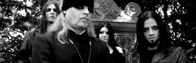 Преднамеренные медленные темпы и мрачные гитарные партии Black Doom Metal вызовут у вас чувство полной обреченности