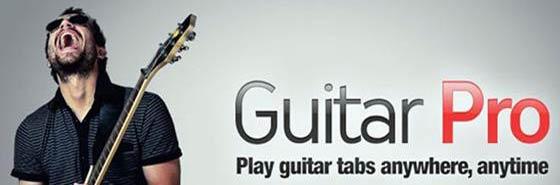 Самый лучший редактор табулатур Guitar Pro 5.2 для разучивания и создания гитарных партий для ОС Windows.