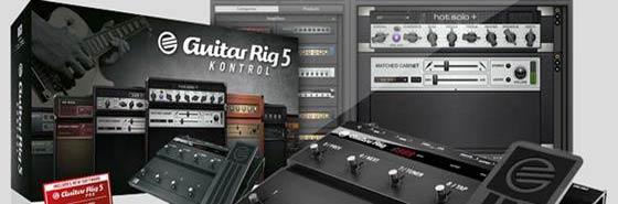 Краткий обзор программы Guitar Rig 5 Pro. Этот виртуальный гитарный процессор имеет большой набор различных усилителей и эффектов. Скачать бесплатно.