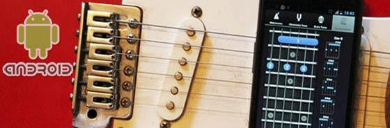 Ultimate Guitar Tools - лучшее андроид приложение 3 в 1 для гитаристов! Здесь есть удобный гитарный тюнер, метроном, а также сборник аккордов.
