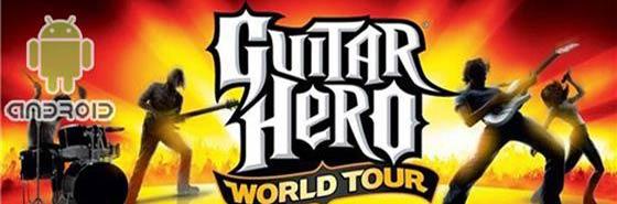 Guitar Hero World Tour - увлекательная андроид-игра для гитаристов, от которой вам будет сложно оторваться. Это приложение займет ваш досуг.