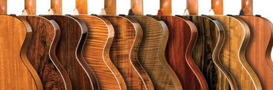 Прочитав эту статью, вы узнаете, как выбрать дерево для акустической гитары, каким сортам отдать предпочтение и на что следует обратить внимание в магазине.