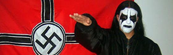 National Socialist Black Metal – это новое направление в современной рок-музыке, которая характеризуется специфическими текстами о расизме и нацизме
