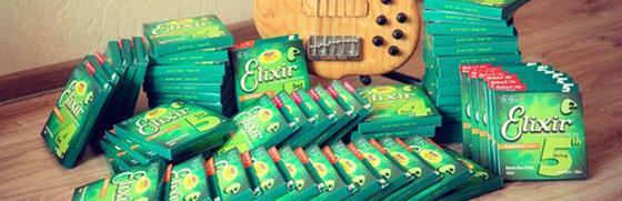 """Статья о легендарных и """"не убиваемых"""" гитарных струнах Elixir со специальным покрытием"""