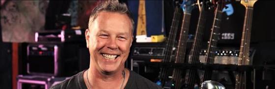Небольшая история от Джеймса Хэтфилда из группы Metallica, в которой он рассказывает о своей молодости и творческом пути