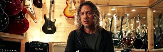 Мотивационное интервью с соло-гитаристом Кирком Хэмметом, в котором он рассказывает о своем детстве, о своих эксклюзивных гитарах, а также размышляет о том, как повлияла музыка на его жизнь и карьеру музыканта