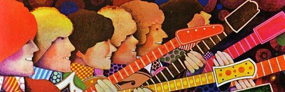 В этой статье вы узнаете о таком жанре музыки, как psychedelic rock, что собой представляет психоделический рок, откуда он берет истоки, а также какие группы его исполняют
